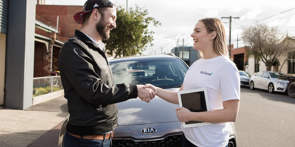 Member Success Representative offering tips to become a better uber driver