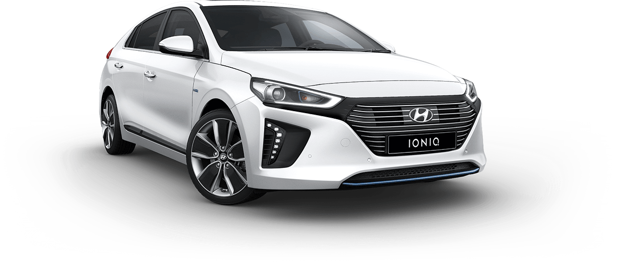 Hyundai IONIQ coming soon to Splend's Rent plan - PCO cars for rent London