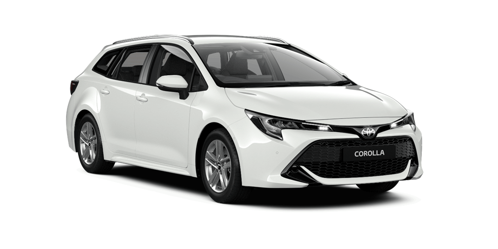 Toyota Corolla Touring Sports - PCO cars for rent London