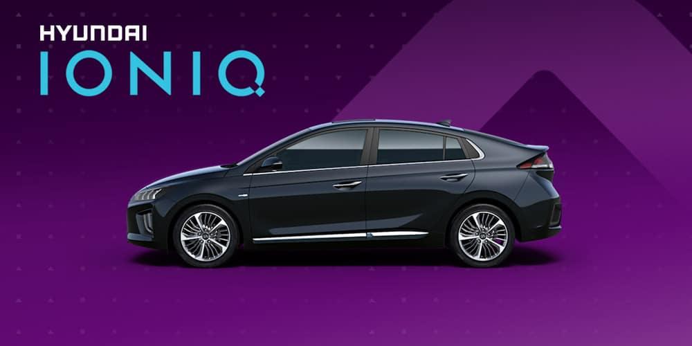 Hyundai Ioniq plug-in Hybrid PCO car