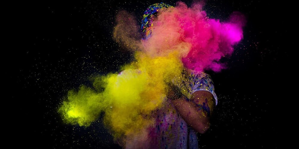 Driving tips for the Holi festival of colours