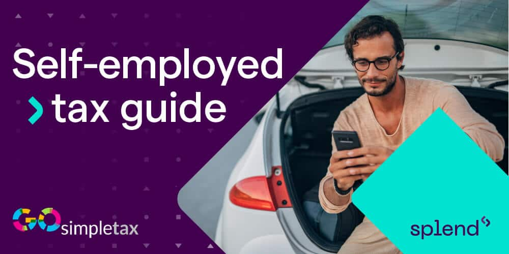 Tax returns guide and calculator for self-employed drivers