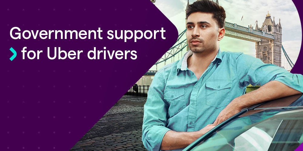 How to get self employment support as an uber driver