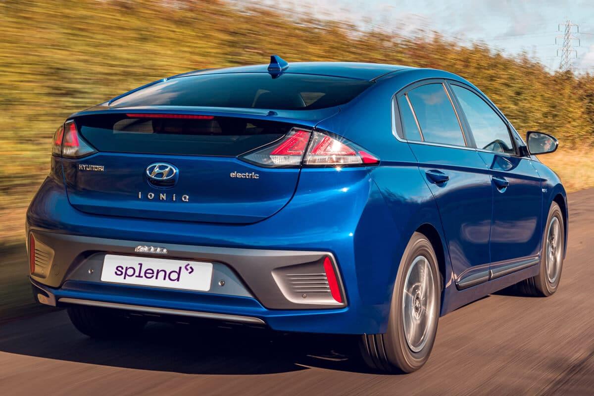 Join the EV revolution with the award-winning Hyundai Ioniq Electric