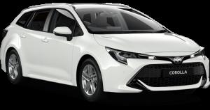 Toyota Corolla Hybrid ('19/69-plate)