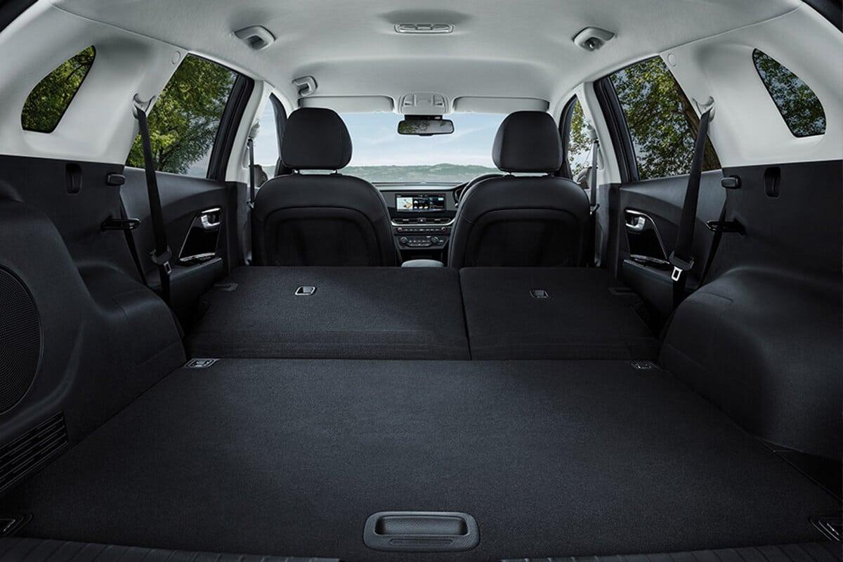 The Kia e-Niro 3 follows in the success of its petrol-hybrid predecessor