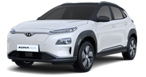 Hyundai Kona Electric<br>('21-plate)