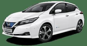 Nissan Leaf E+ N-CONNECTA<br>('21-plate)