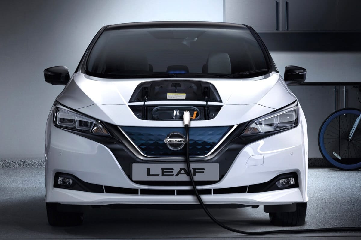 Nissan LEAF is a true classic, and it's just got better